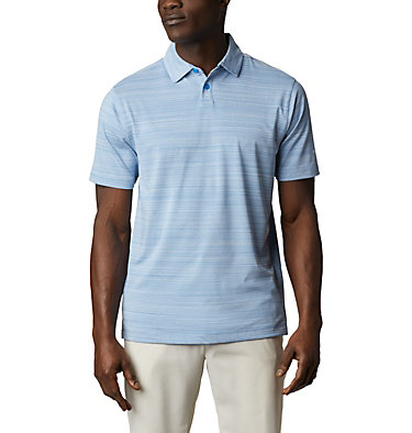 Men's Omni-Wick Chipper Polo Men's Omni-Wick Chipper Polo | 010 | S, Hyper Blue, front
