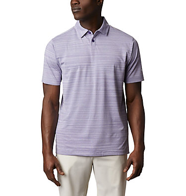 Men's Omni-Wick Chipper Polo Men's Omni-Wick Chipper Polo | 010 | S, Purple, front