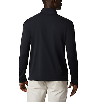 Men's Omni-Wick Dynamic Pullover Men's Omni-Wick Dynamic Pullover | 010 | S, Black, back