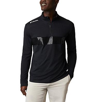 Men's Omni-Wick Dynamic Pullover Men's Omni-Wick Dynamic Pullover | 010 | S, Black, front