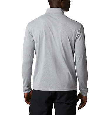 Men's Omni-Wick Dynamic Pullover Men's Omni-Wick Dynamic Pullover | 010 | S, Cool Grey, back