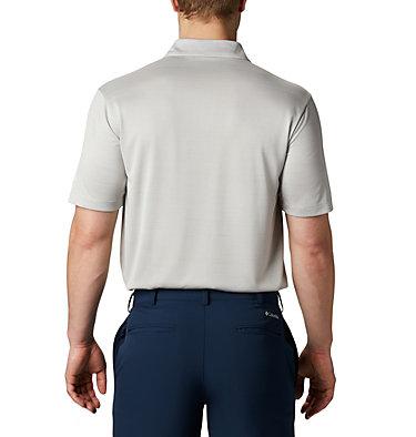 Men's Omni-Wick™ Set Polo Men's Omni-Wick Breaker Golf P | 019 | S, Cool Grey, back