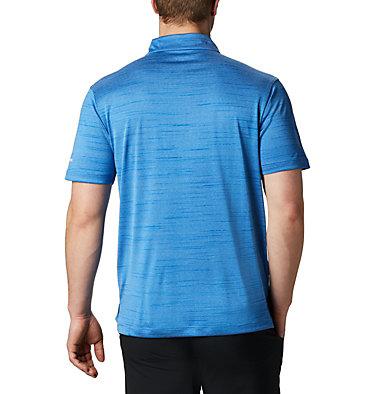Men's Omni-Wick™ Set Polo Men's Omni-Wick Breaker Golf P | 019 | S, Sapphire, back