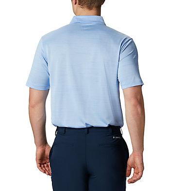 Men's Omni-Wick™ Set Polo Men's Omni-Wick Breaker Golf P | 019 | S, White Cap, back