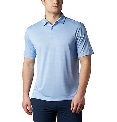 Men's Omni-Wick™ Set Polo Men's Omni-Wick Breaker Golf P | 019 | S, White Cap, front