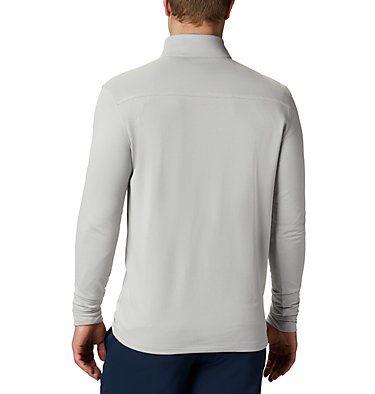 Men's Omni-Wick™ Soar Pullover Men's Omni-Wick Soar Pullover | 437 | S, Cool Grey, back