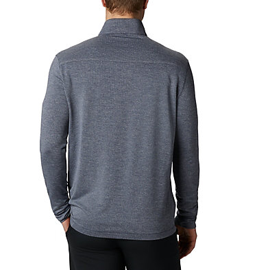 Men's Omni-Wick™ Soar Pullover Men's Omni-Wick Soar Pullover | 437 | S, Navy, back