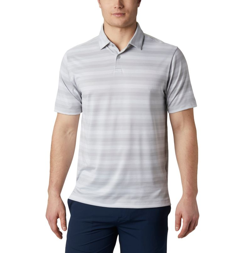 Men's Omni-Wick™ Chatter Polo Men's Omni-Wick™ Chatter Polo, front