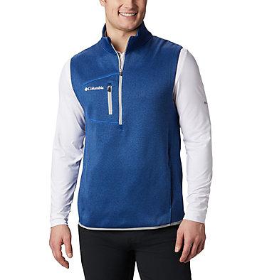 Men's Omni-Wick™ Explorer Vest Men's Omni-Wick Explorer Vest | 437 | S, Azul, front