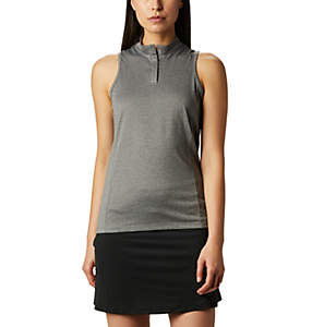 Women's Omni-Wick™ Hole High Sleeveless Polo