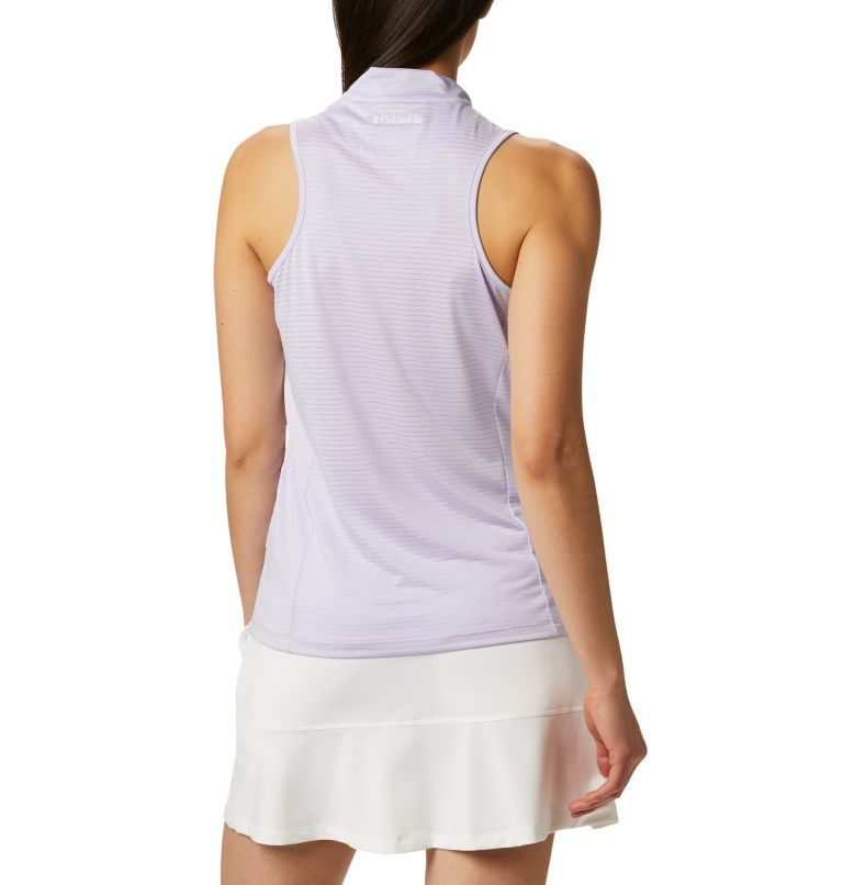 Women's Omni-Wick™ Hole High Sleeveless Polo Women's Omni-Wick™ Hole High Sleeveless Polo, back