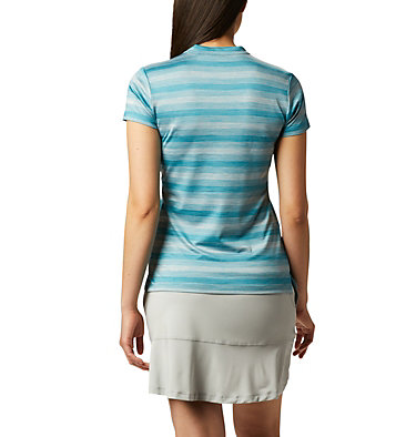 Women's Omni-Wick™ Chatter Polo Women's Omni-Wick Chatter Polo | 437 | S, Shasta, back