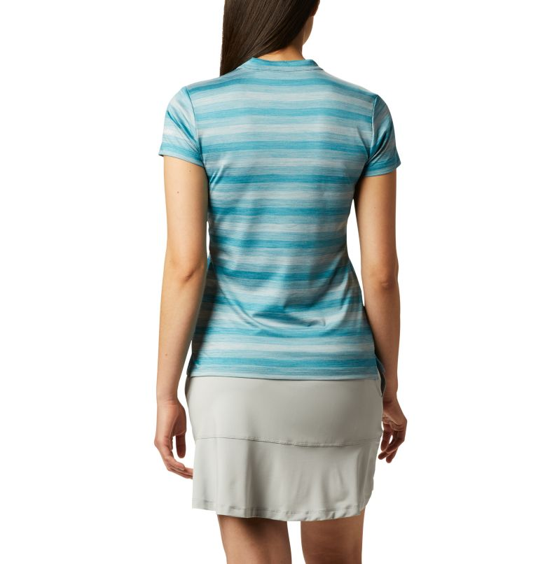 Women's Omni-Wick™ Chatter Polo Women's Omni-Wick™ Chatter Polo, back