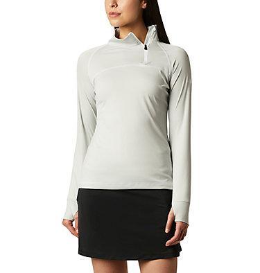 Women's Omni-Wick™ New Classic Pullover Women's Omni-Wick New Classic Pullover | 607 | S, Cool Grey, front
