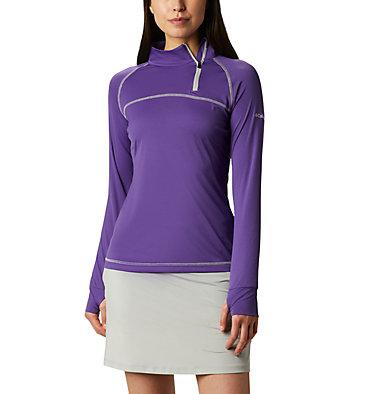 Women's Omni-Wick™ New Classic Pullover Women's Omni-Wick New Classic Pullover | 607 | S, Purple, front