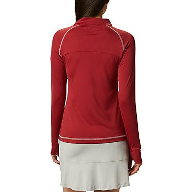 Women's Omni-Wick™ New Classic Pullover Women's Omni-Wick New Classic Pullover | 607 | S, Beet, back