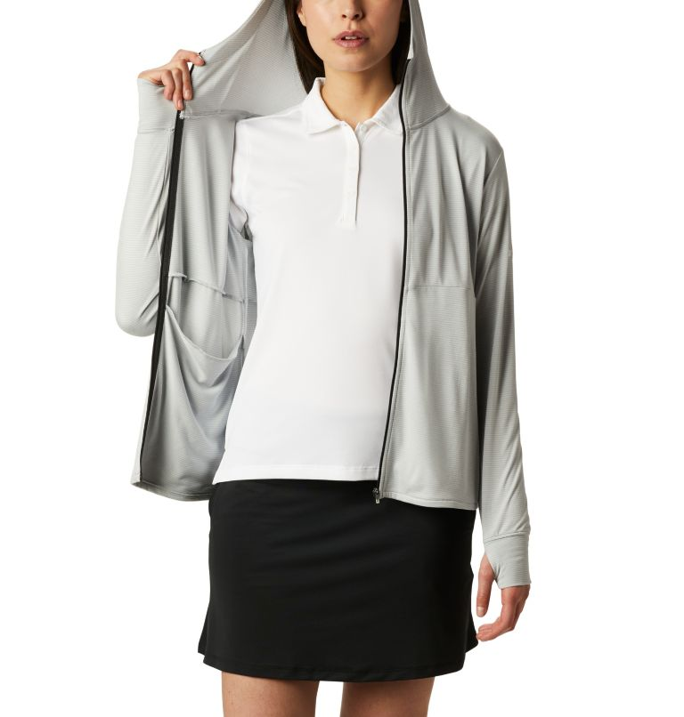 Women's Omni-Wick™ Sky Full Zip Long Sleeve Shirt Women's Omni-Wick™ Sky Full Zip Long Sleeve Shirt, a3