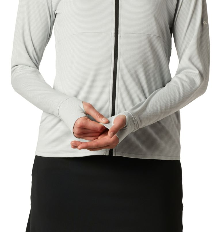 Women's Omni-Wick™ Sky Full Zip Long Sleeve Shirt Women's Omni-Wick™ Sky Full Zip Long Sleeve Shirt, a4