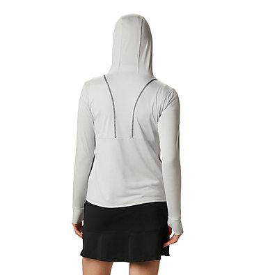 Women's Omni-Wick™ Sky Full Zip Long Sleeve Shirt Women's Omni-Wick Sky Full Zip | 010 | S, Cool Grey, back