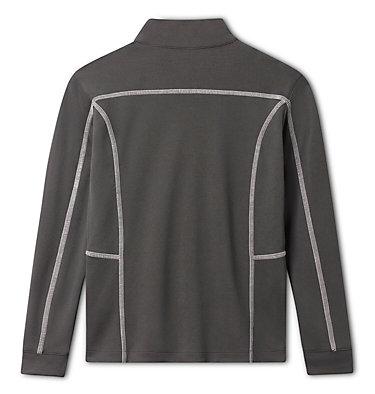 Kids' Omni-Wick™ Shotgun Quarter Zip Long Sleeve Shirt Kids' Shotgun | 437 | XS, Forged Iron, back