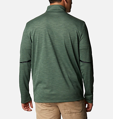 Men's Omni-Wick™ Scorecard Pullover Shotgun Golf 1/4 Zip | 437 | S, Commando, back