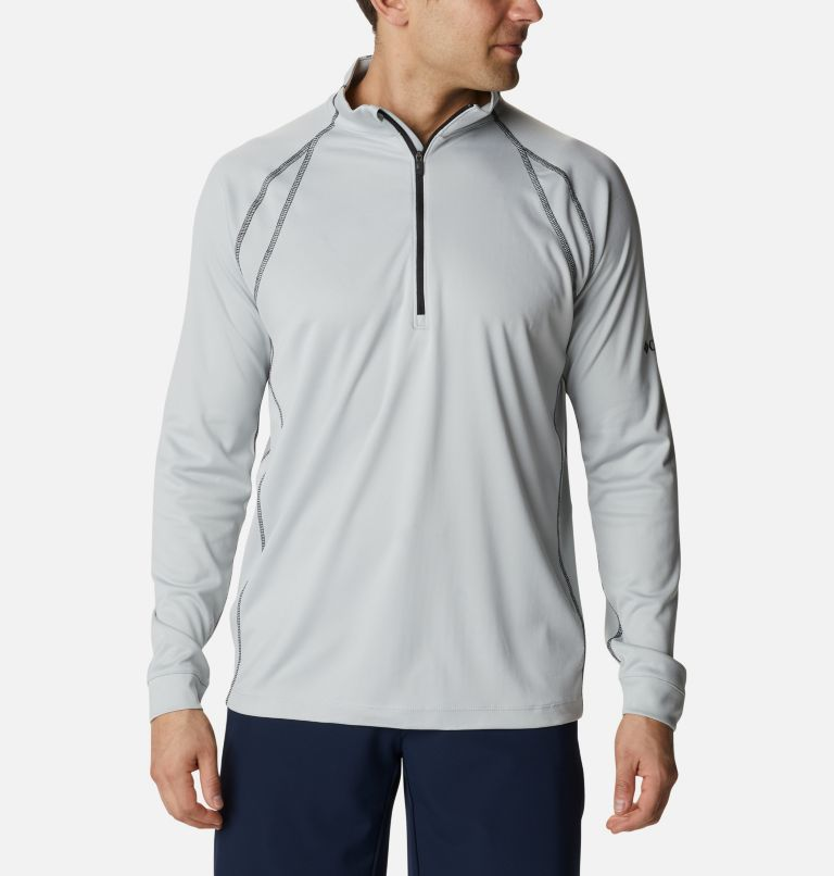 Men's Omni-Heat Range Session Pullover Men's Omni-Heat Range Session Pullover, front