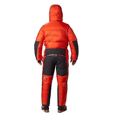 Men's Absolute Zero™ Down Suit Absolute Zero® Suit | 742 | S, State Orange, back