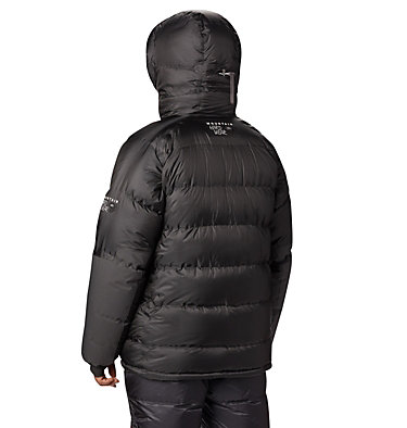 Men's Absolute Zero™ Down Parka Absolute Zero® Parka | 015 | M, Shark / Black, back