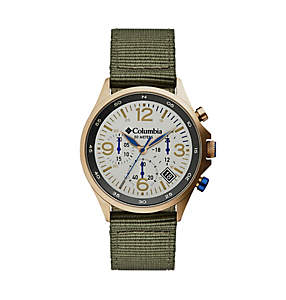 Canyon Ridge Chronograph Nylon Watch