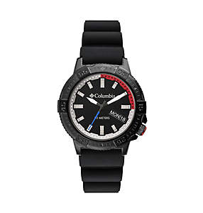 Peak Patrol Three-Hand Date Silicone Watch