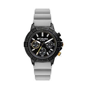 Peak Patrol Chronograph Date Silicone Watch