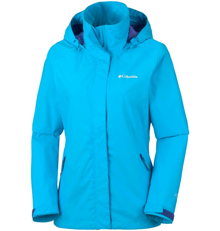 Women's Trestle Trail™ Hooded Jacket Women's Trestle Trail™ Hooded Jacket, front