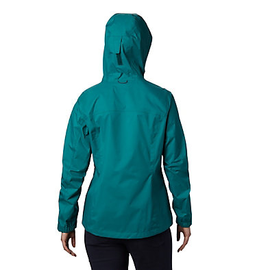 Women's EvaPOURation™ Jacket EvaPOURation™ Jacket | 539 | XL, Waterfall, back