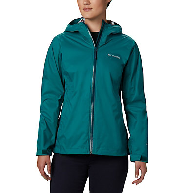 Women's EvaPOURation™ Jacket EvaPOURation™ Jacket | 010 | XXL, Waterfall, front