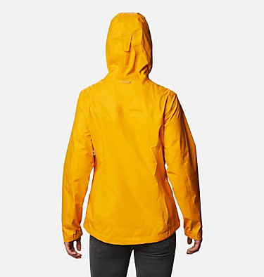 Women's EvaPOURation™ Jacket EvaPOURation™ Jacket | 539 | XL, Bright Marigold, back