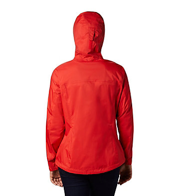Women's EvaPOURation™ Jacket EvaPOURation™ Jacket | 539 | XL, Bold Orange, back