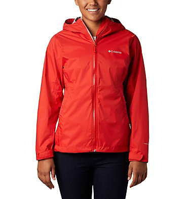 Women's EvaPOURation™ Jacket EvaPOURation™ Jacket | 539 | XL, Bold Orange, front