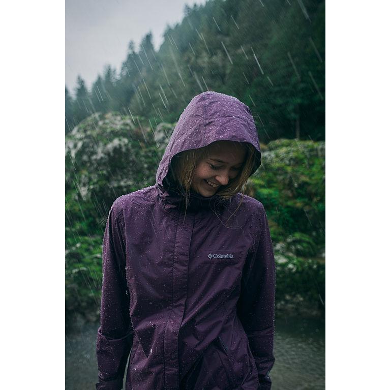 Columbia Womens Arcadia II Waterproof Rain Jacket