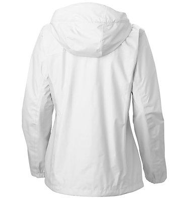Women's Arcadia™ II Rain Jacket Arcadia™ II Jacket | 582 | L, White, White, back