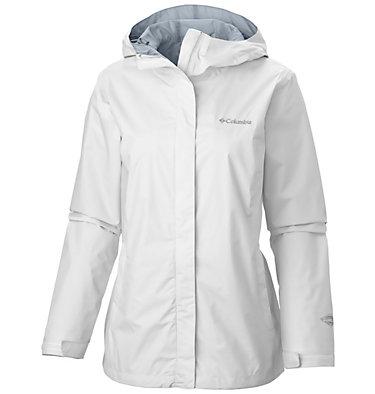 Manteau Arcadia™ II pour femme Arcadia™ II Jacket | 772 | XS, White, White, front