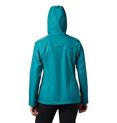 Women's Arcadia™ II Rain Jacket Arcadia™ II Jacket | 582 | M, Waterfall, back