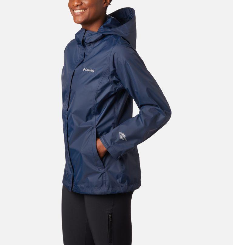 Arcadia™ II Jacket | 427 | XL Women's Arcadia™ II Rain Jacket, Columbia Navy, a1