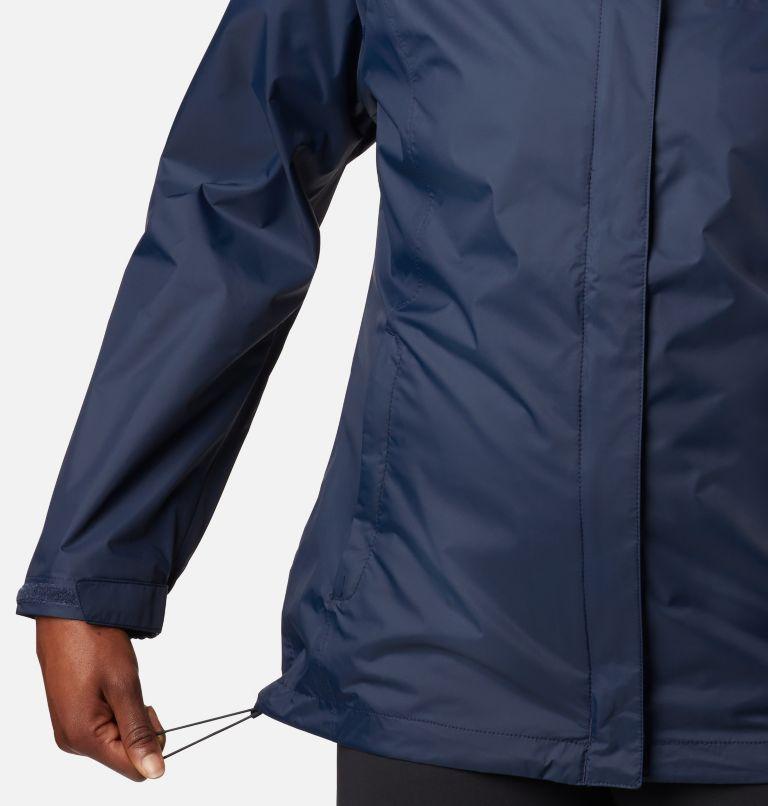 Arcadia™ II Jacket | 427 | L Women's Arcadia™ II Rain Jacket, Columbia Navy, a2