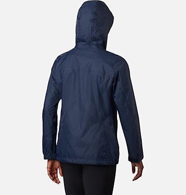 Women's Arcadia™ II Rain Jacket Arcadia™ II Jacket | 772 | XS, Columbia Navy, back
