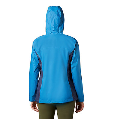 Women's Arcadia™ II Rain Jacket Arcadia™ II Jacket | 484 | L, Dark Pool, Nocturnal, back