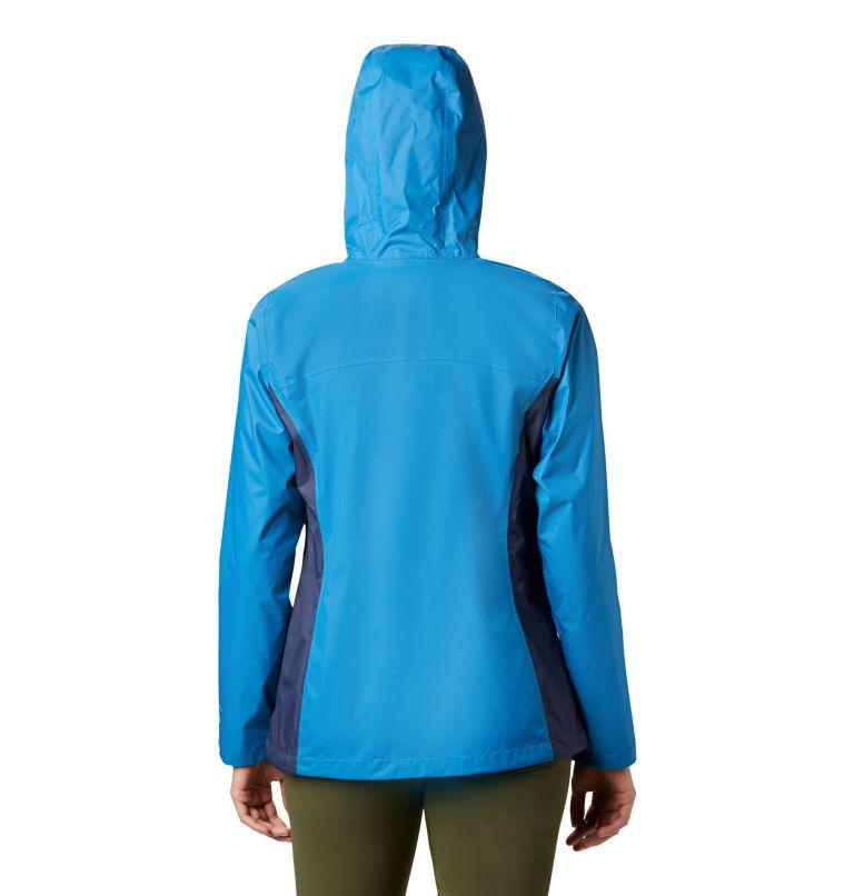 Arcadia™ II Jacket   442   XS Women's Arcadia™ II Rain Jacket, Dark Pool, Nocturnal, back