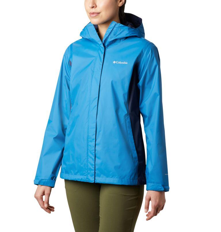Arcadia™ II Jacket | 442 | XS Women's Arcadia™ II Rain Jacket, Dark Pool, Nocturnal, front