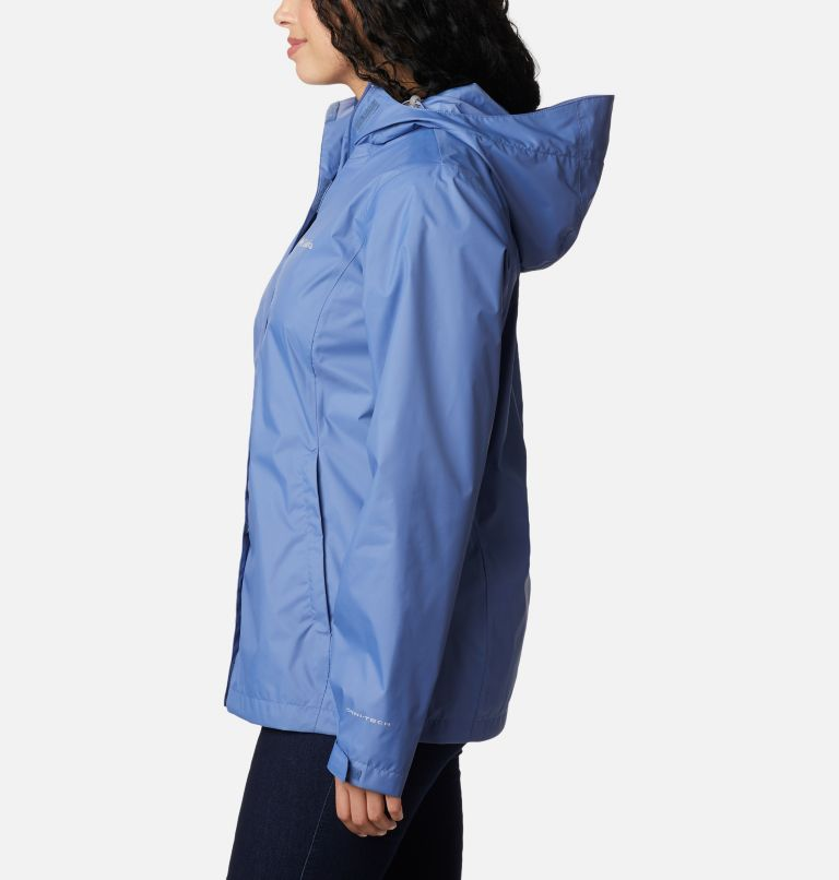 Arcadia™ II Jacket | 458 | XXL Women's Arcadia™ II Rain Jacket, Velvet Cove, a1