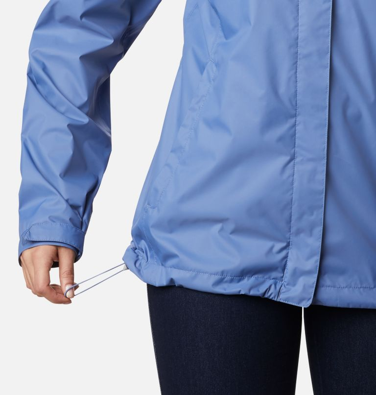 Arcadia™ II Jacket   458   L Women's Arcadia™ II Rain Jacket, Velvet Cove, a4