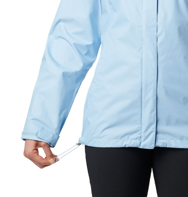 Arcadia™ II Jacket | 484 | XL Women's Arcadia™ II Rain Jacket, Crystal Blue, a2